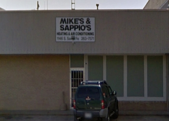 Wichita hvac service MIKE'S & SAPPIO'S HEATING & AIR CONDITIONING
