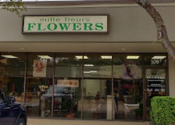 Carrollton florist MILLE FLEURS