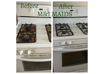 Garden Grove house cleaning service M&I MAIDS