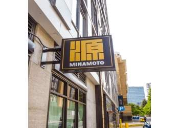 Bellevue japanese restaurant  MINAMOTO