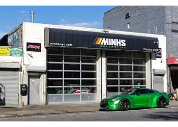 New York car repair shop MINHS Automotive