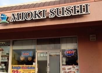 Fremont sushi MIOKI Sushi