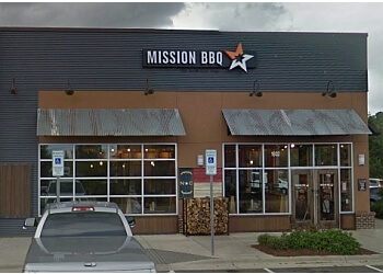 Fayetteville barbecue restaurant MISSION BBQ