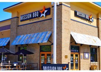 Newport News barbecue restaurant MISSION BBQ