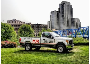 Grand Rapids lawn care service MJR Landscape