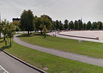 Buffalo public park M.L.K. Park