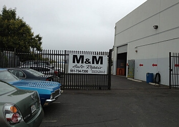 Corona car repair shop M&M Auto Repair