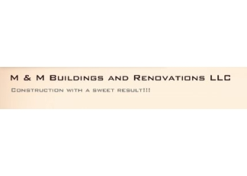 Nashville handyman M & M BUILDINGS AND RENOVATIONS, LLC.