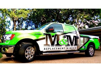 Arlington window company M&M Door & Window