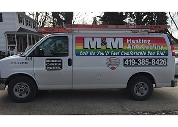 Toledo hvac service M&M Heating & Cooling