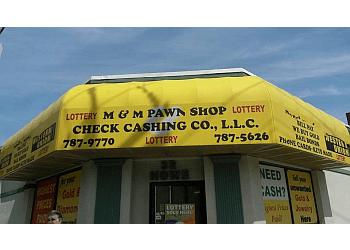 New Haven pawn shop M&M Pawnshop and Check Cashing LLC