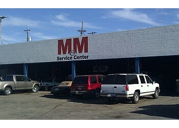 Lubbock car repair shop M & M Tire & Services Center