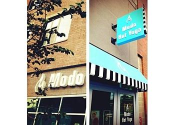 Cincinnati yoga studio MODO YOGA