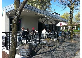 Bellevue pizza place MOD Pizza