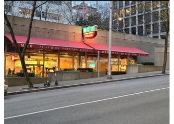 Seattle pizza place MOD Pizza