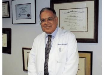 Los Angeles neurologist MOHSEN M. HAMZA, MD