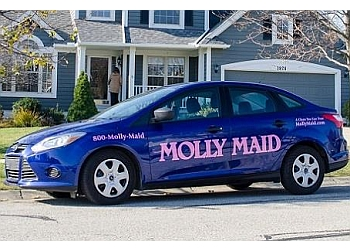 Charlotte house cleaning service Molly Maid