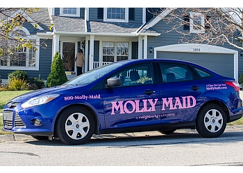 Indianapolis house cleaning service MOLLY MAID
