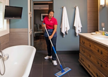 Newport News house cleaning service Molly Maid