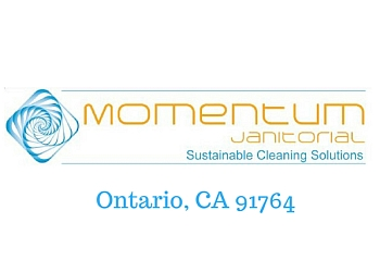 Ontario commercial cleaning service MOMENTUM JANITORIAL