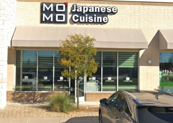 Frisco japanese restaurant MOMO Japanese Cuisine