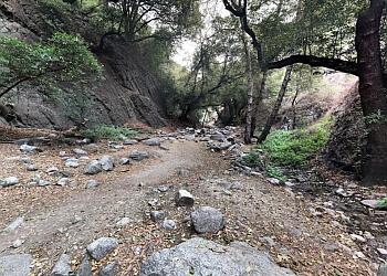 El Monte hiking trail MONROVIA CANYON PARK