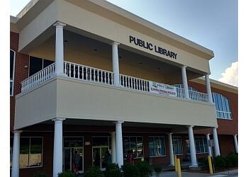 Clarksville landmark MONTGOMERY PUBLIC LIBRARY