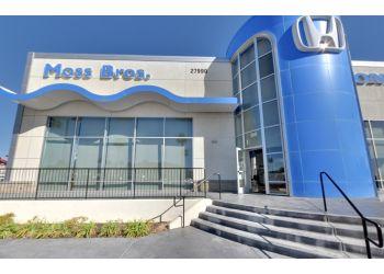 Moreno Valley car dealership MOSS BROS. HONDA