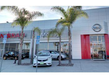 Oceanside car dealership MOSSY NISSAN OCEANSIDE