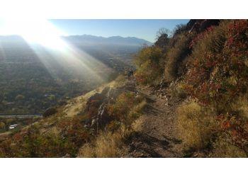 West Valley City hiking trail MOUNT OLYMPUS TRAILHEAD