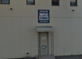 Minneapolis storage unit MPLS Storage