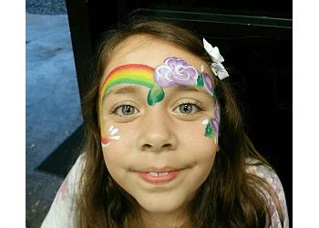 Elk Grove face painting  MR California Art