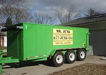 Detroit junk removal MR. JUNK DUMPSTER RENTAL