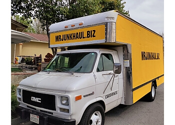 Fremont junk removal MR. JUNK HAUL