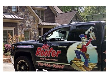 Atlanta roofing contractor MR. ROOFER