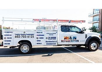 Surprise hvac service M&R Refrigeration, LLC