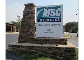 Clarksville insurance agent MSC Insurance