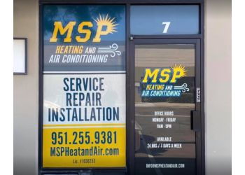Riverside hvac service MSP HEATING AND AIR CONDITIONING