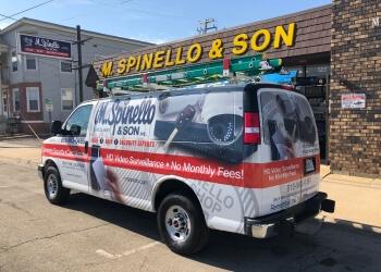 Rockford locksmith M Spinello & Son Inc.