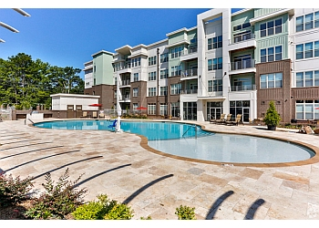 Charlotte apartments for rent M Station