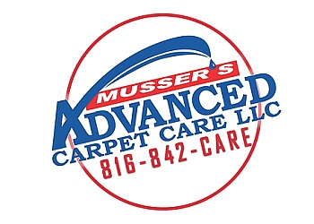 Kansas City carpet cleaner MUSSER'S ADVANCED  CARPET CARE, LLC.
