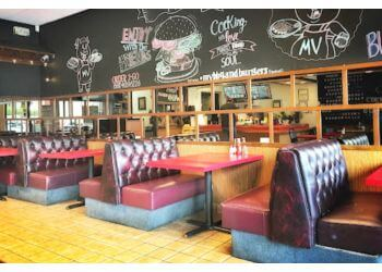 Palmdale barbecue restaurant MV BBQ & Burgers