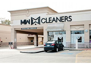 Houston dry cleaner MW Cleaners