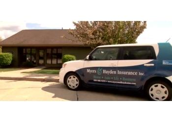 Fort Wayne insurance agent  Myers & Hayden Insurance