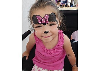 Sterling Heights face painting MYSTICAL RAINBOW CREATIONS FACE AND BODY ART