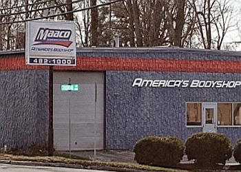 Fort Wayne auto body shop Maaco