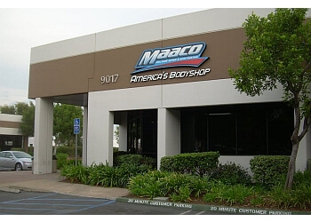 Rancho Cucamonga auto body shop Maaco Collision Repair & Auto Painting
