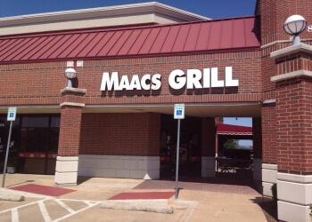 Irving sports bar Maacs Grill