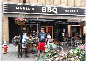 Cleveland barbecue restaurant Mabel's BBQ