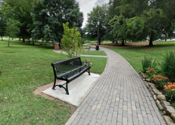 Little Rock public park MacArthur Park